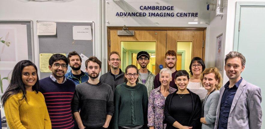 CAIC group photo 2019